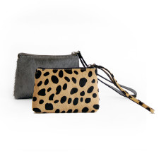 Storm and Cheetah Mini Purse