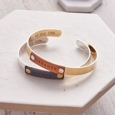 Open Cuff Dreamer Bangle