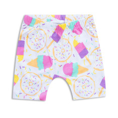 Organic sweet treats drop crutch shorts