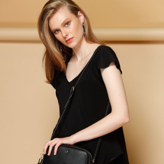 Analia Top Black