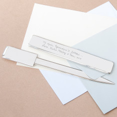 Personalised Letter Opener