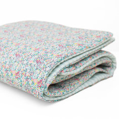 Liberty Print Quilt - Emma and Georgina