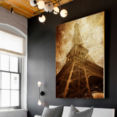 Vintage Paris | Canvas Art