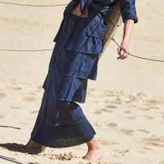 Rani Linen Skirt