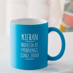 Personalised Funny 18th Mug For Boys