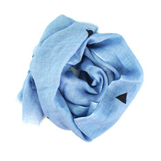 Pure linen scarf geo (various colours)