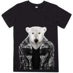 Polar Bear kid's tee