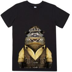 Crocodile kid's tee