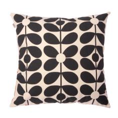 Orla Kiely cushion 60's stem poppy