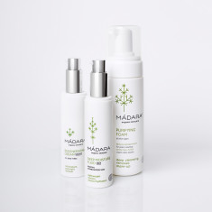 Meet Madara skincare set (pack of 3)