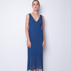 Summer breeze maxi dress - Powder blue