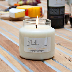 Lemongrass & citronella large outdoor soy candle