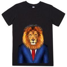 Lion kid's tee