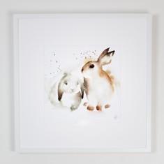 Best bunnies print