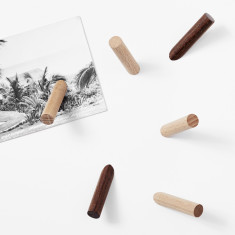 Areaware stick-up sticks wooden magnets