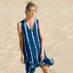 Shibori Sila Dress
