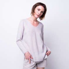 Cloud cashmere pullover