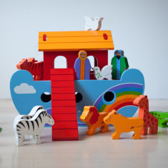 Rainbow ark