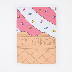 Woouf Tea Towel - Ice Cream