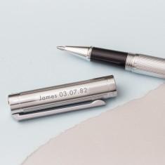 Verne Personalised Ballpoint Pen