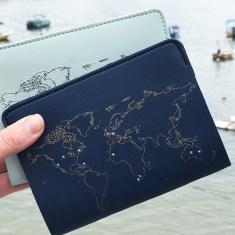Stitch It Yourself Passport Cover