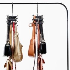handbag hangers: Milan Collection (set of 2)