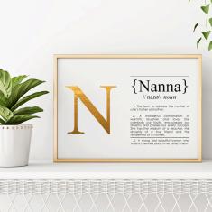 Nanna Definition Print Lifestyle