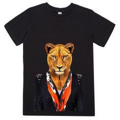Lioness kid's tee