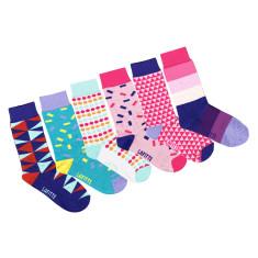 Girls' socks (pack of 6)
