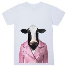 Cow kid's tee