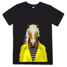 Horse kid's tee