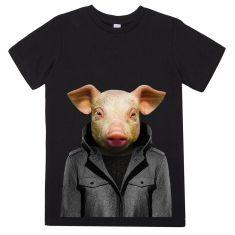 Pig kid's tee