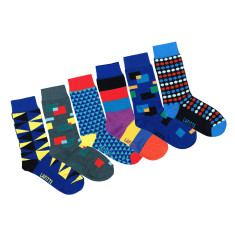 Boys' socks (pack of 6)