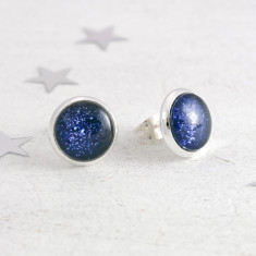 Star Map Stud Earrings