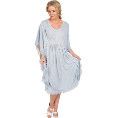 Ciara dress in sky blue
