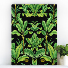 Botanical Deco | Canvas Art