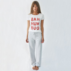 Bah Humbug Christmas Loungewear Set