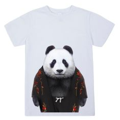 Panda kid's tee