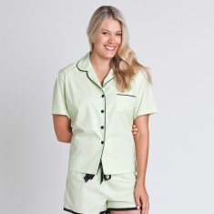 Augusta pyjamas in mint