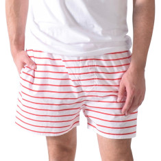 Fire truck men's boxer shorts