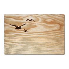 Serving Board - Seagulls