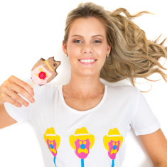 Midnight Munchies: Bubble-o-Bill Sleep Tee