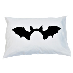 Bat Children's Pillow Case