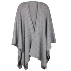 Whitney Soft Woolmark Cape (various colours)