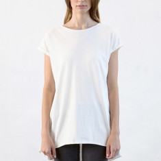 Women's dress tee in natural