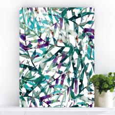 Jungle Palm Fever | Canvas Art