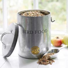 Sophie Conran for Burgon & Ball Galvanised Bird Food Tin