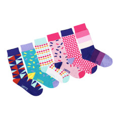 Girls' socks (pack of 6)