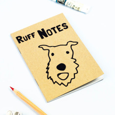 Ruff notes notebook