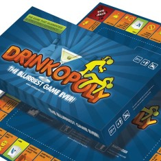 Drinkopoly drinking game
